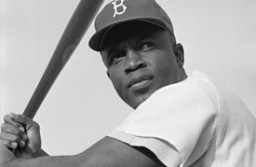 AstroBiography of Jackie Robinson: Satyagraha in Brooklyn