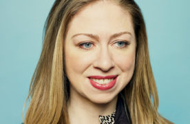 Who's in the News: Chelsea Clinton