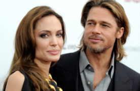 Brad Pit and Angelina Jolie