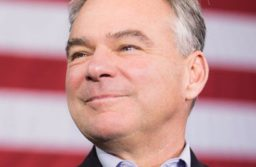 Who is in the News: Tim Kaine