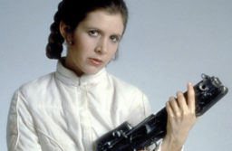 Carrie Fisher: Postcards from the edge of the galaxy