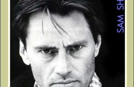 Sam Shepard: exit, stage left