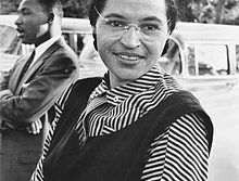 Rosa Parks – Mother of the Cilvil Rights Movement
